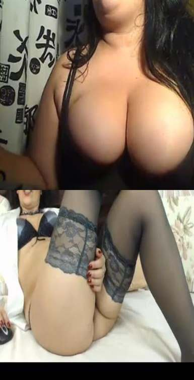 Hot girls with legging fuck